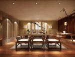 禅意茶馆展览室3D模型