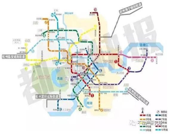 杭州地铁1-10号线建设时序-Snap13