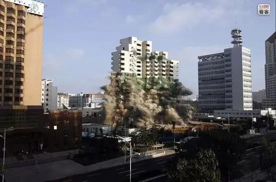 盘点全球十大最严重高楼坍塌事故