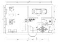 [江西]南昌白金瀚三层别墅室内设计施工图