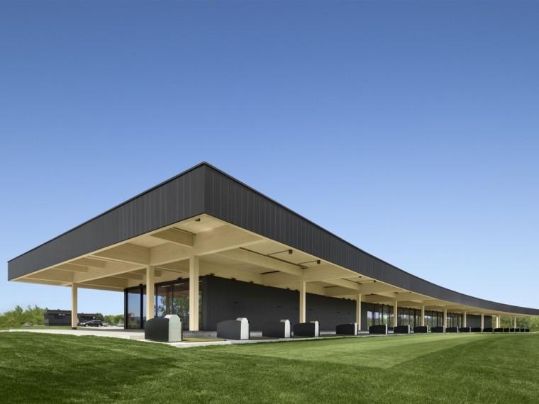 加拿大高端高尔夫俱乐部会所