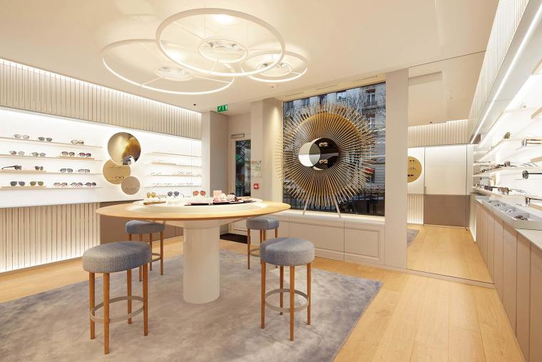 Dior店面空间