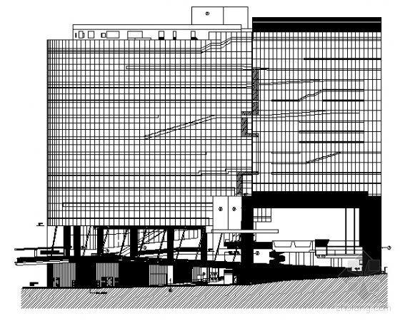 [香港]某少年活动中心建筑施工图