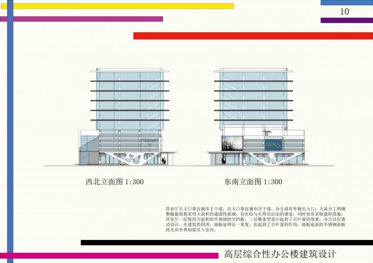 高层综合性办公楼建筑设计_13