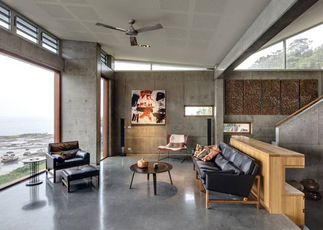 美式室内设计效果图-做旧的装潢装修_5