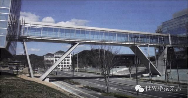 日本九大门桥——采用预制构件修建的π形刚构桥