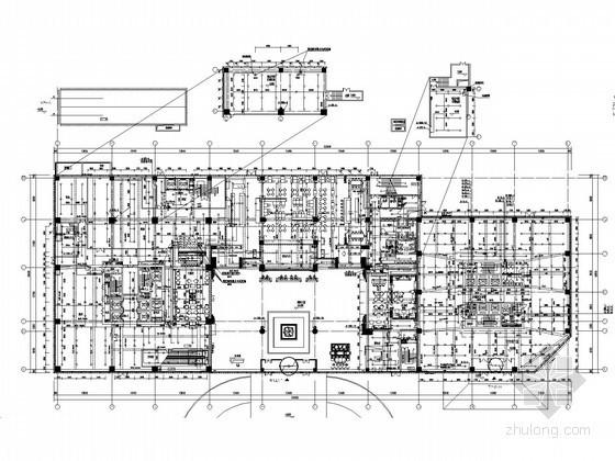 [山东]18万平一类高层住宅给排水消防施工图(甲级设计院)