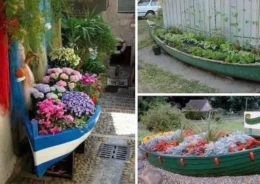 21种方法种花,比在花盆里美十倍!_5