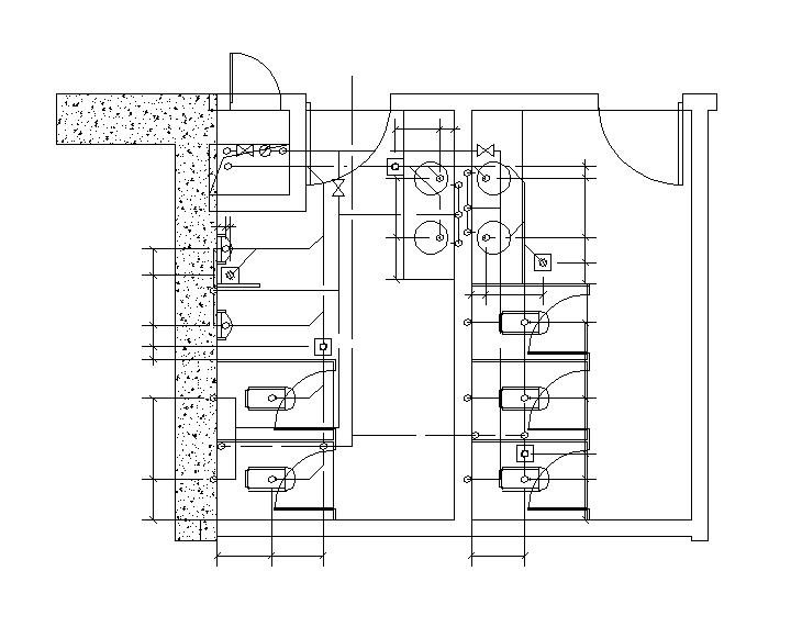 [独家]长春智慧城市产业基地项目给排水全套施工图(2018绿建)