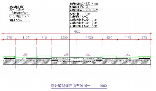 清华大学明德路市政工程综合管网及道路施工组织设计(126页)_3
