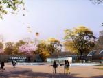 [四川]鱼凫小镇风情田园生态度假区景观规划方案