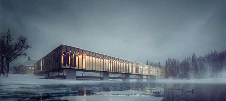 某4层宿舍楼全套设计(3800平左右,含计算书,建筑图,结构图)