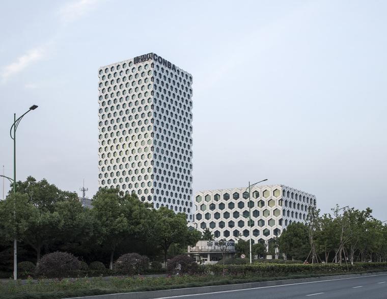 康恩贝生物科技产业发展基地-7