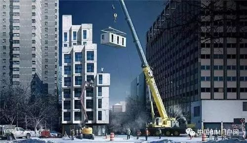 BIM与RFID技术在装配式建筑施工管理中的应用