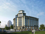 [安徽]交流·融通——都市酒店设计