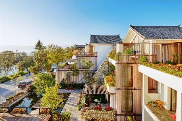 你所不知道的木系庭院,环保舒适!