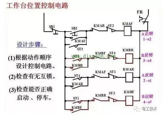 二次回路接线要求资料下载-电气二次回路图学习有哪些窍门?