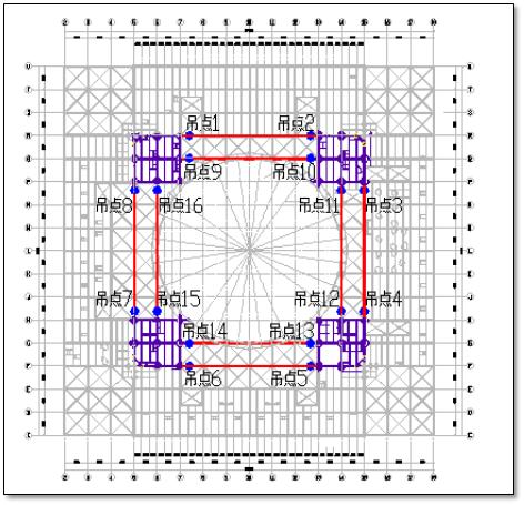 钢结构科技馆施工组织设计汇报(附图丰富,钢框架)_13