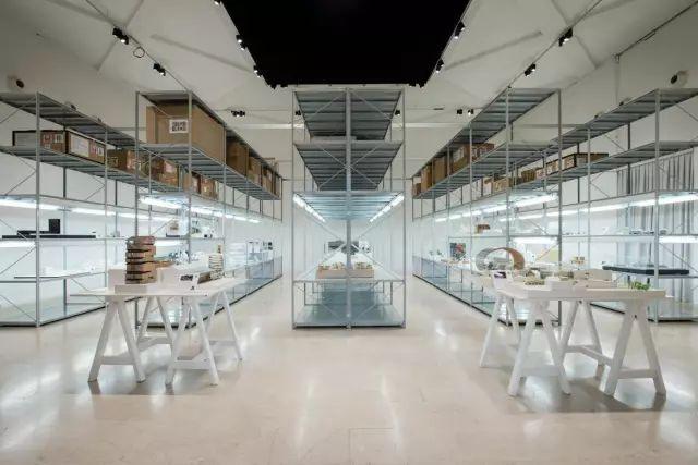 建筑|日本开了一间建筑模型博物馆,将建筑大师作品完整收纳