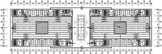 [南京]食品工业园销售中心大楼电气图纸