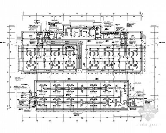 [浙江]博物馆建筑空调及通风系统设计施工图