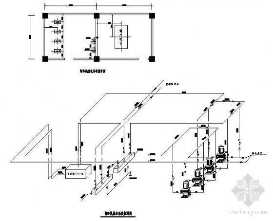 vrv中央空调系统北京资料下载-北京某综合楼中央空调设计