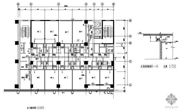 湖南海惠国际商业大厦空调毕业设计