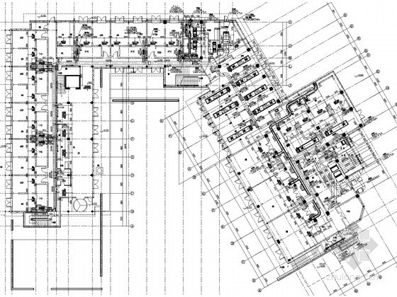 [浙江]小型宾馆酒店工程空调通风系统设计施工图