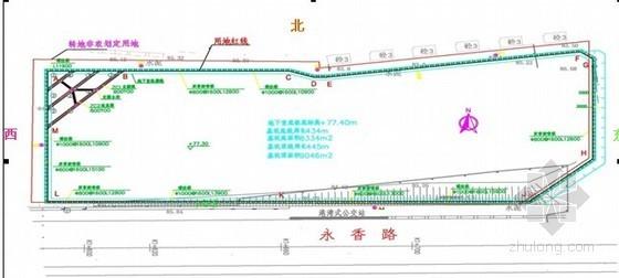 [广东]高层住宅深基坑施工组织设计(旋喷桩 锚索)