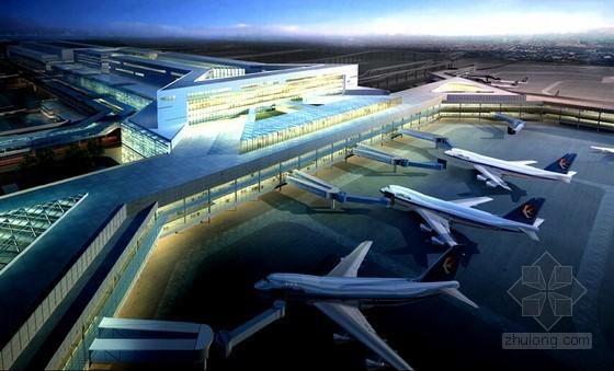 [上海]机场扩建工程航站楼机电安装工程施工管理大纲(145页)