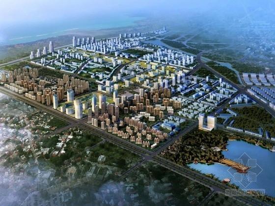 [南京]城市片区规划及单体建筑设计方案文本