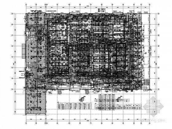 [安徽]13万平大型产业基地全套电气图150张(多大样图)