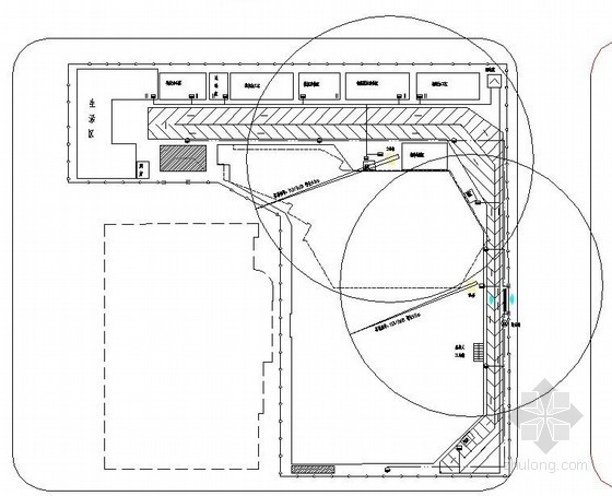 [北京]核心筒结构高层办公楼施工组织设计(节点详图)