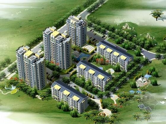 [四川]大型房地产项目开发全过程经济测算实例及表格(直接套用)