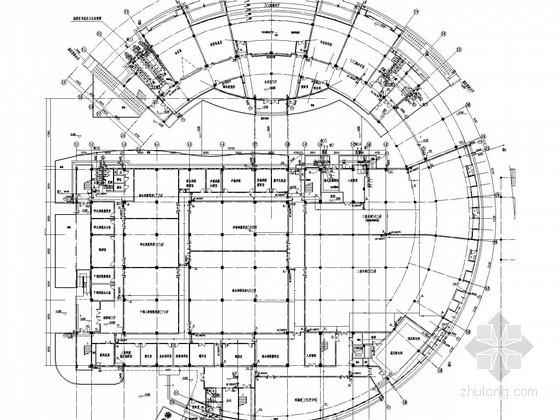 [江苏]高层图书馆给排水消防施工图
