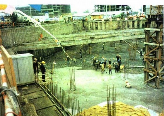 基坑围护结构