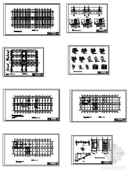 [学士]某9层钢筋混凝土框架结构毕业设计