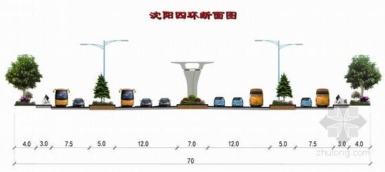 沈阳市四环快速路工程某标段(实施)施工组织设计