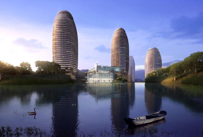 [浙江]山水型综合性生态高端养老度假园景观设计方案