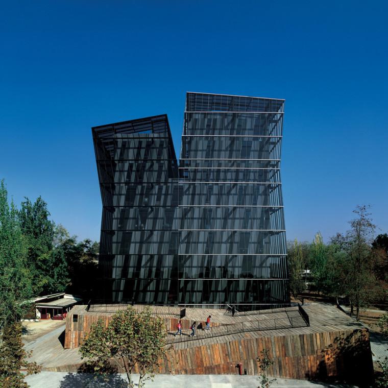 智利暹罗塔建筑