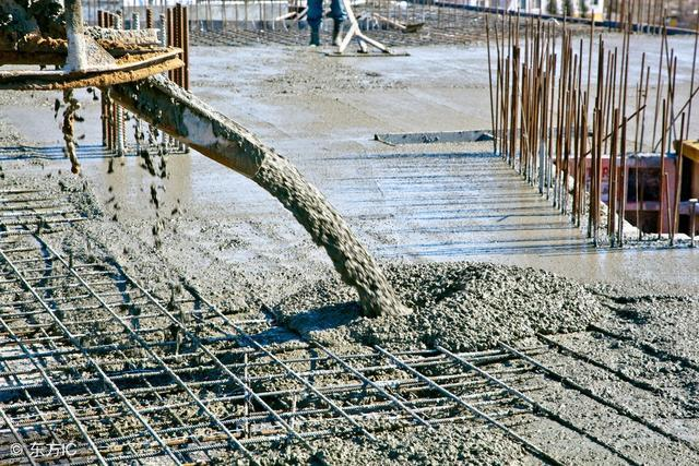 混凝土:浇筑施工、震动棒使用方法!