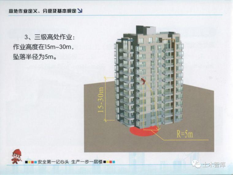 大用系列,建筑施工现场安全知识画册之高处作业_3