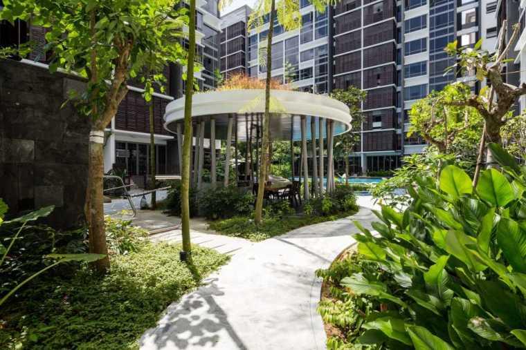 新加坡自然的公寓景观-7