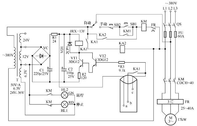 [电气分享]电气自动控制电路图实例精选,快收藏!_29