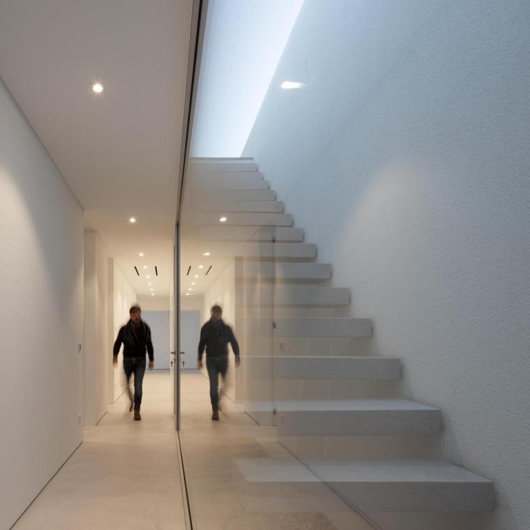 葡萄牙雕塑艺术般写意的住宅-1551071454490994