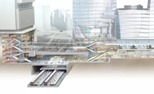 2020东京奥运会最大亮点:涩谷超大级站城一体化开发项目_45