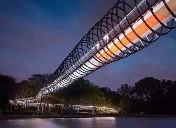 [创意设计]景区造个这样的创意桥,游客肯定忘不了!_17