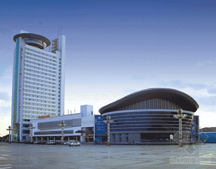 长春某大型展览中心钢结构工程施工组织设计