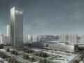 [合肥]某四十三层银行办公大楼建筑方案文本