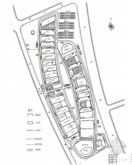 天津某办公楼、厂房及配套工程施工组织设计(海河杯 鲁班奖 绿色施工)